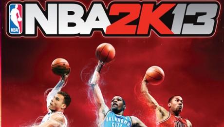 NBA 2K13 by Jazy Z