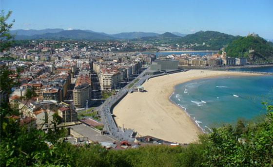 cerca asunto voyeur en San Sebastián