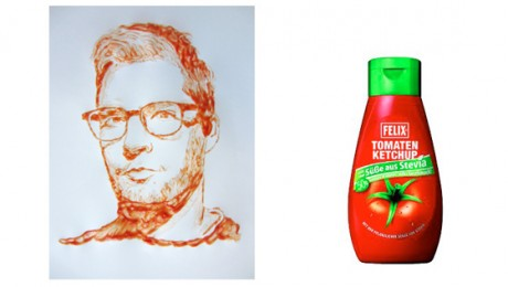 Retratos de Ketchup
