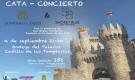 Cata-Concierto en el Castillo de los Templarios de Ponferrada