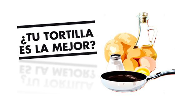 Resultado de imagen de concurso de tortilla