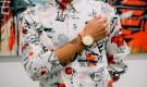 Relojes Basquiat x Komono