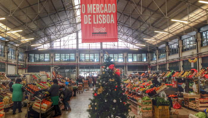 Mercados I (Lisboa) · Hunger Culture