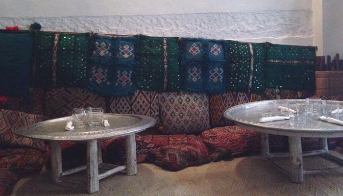 la cocina del desierto hunger culture